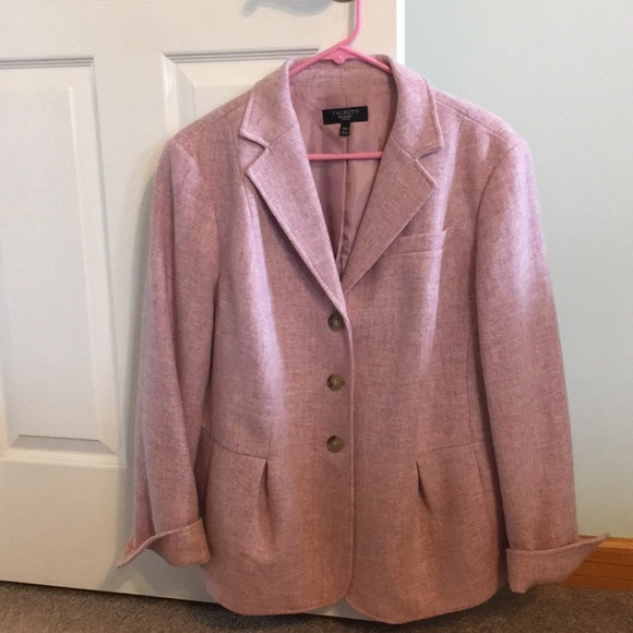 Talbots Jackets Coats Womens Wool Suit Jacket Poshmark